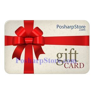 Picture of PosharpStore Gift Card