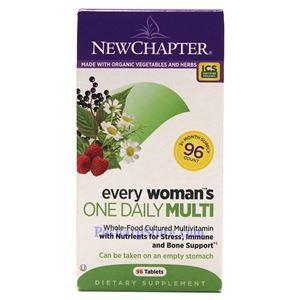 图片 New Chapter新章牌女人一日一粒复合维生素片 96粒