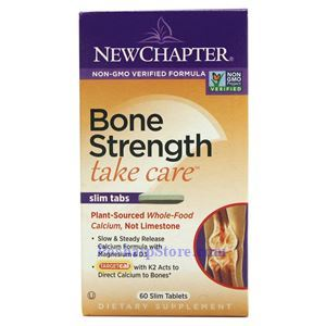 Picture of New Chapter Bone Strength Take Care™ 60 Slim Tablets