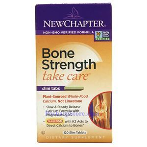 Picture of New Chapter Bone Strength Take Care™ 120 Slim Tablets