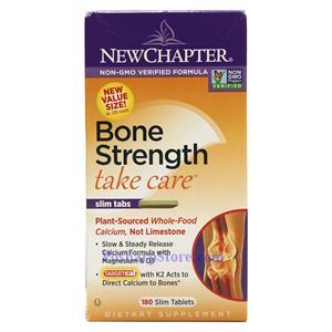 Picture of New Chapter Bone Strength Take Care™ 180 Slim Tablets