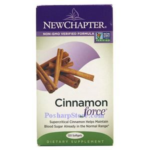 Picture of New Chapter Cinnamo Force 120 Softgels