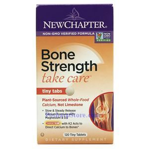 Picture of New Chapter Bone Strength Take Care™ 60 Tiny Tablets
