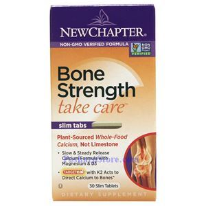 Picture of New Chapter Bone Strength Take Care™ 30 Slim Tablets