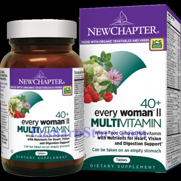 分类图片 New Chapter新章牌女人II型复合维生素片 96粒
