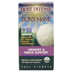 图片 Host Defense牌有机猴头菇素食胶囊 120粒