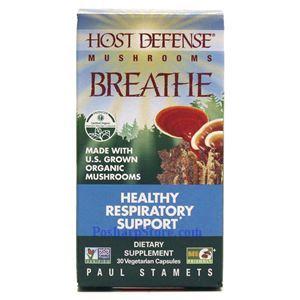 图片 Host Defense牌有机真菌呼吸保健素食胶囊 30粒