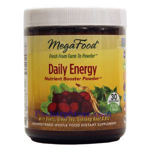 Picture of Megafood Daily Energy Nutrition Booster Powder  1.8 Oz