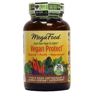 Picture of Megafood Vegan Protect 30 Tablets