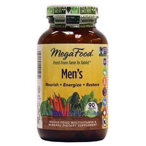 图片 Megafood 牌男性复合维生素片 90粒