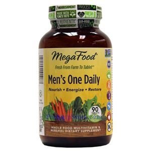 Picture of Megafood Men's One Daily Multivitamin 90 Tablets