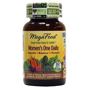 Picture of Megafood Women's One Daily Multivitamin 30 Tablets