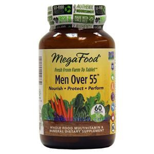Picture of Megafood Women Over 55 Multivitamin 60 Tablets