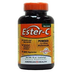 Picture of American Health Ester-C with Citrus Bioflavonoids Powder 750mg 8 Oz