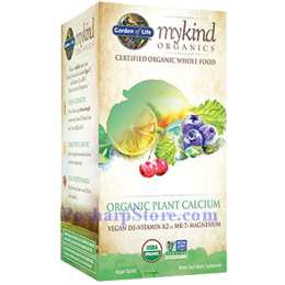 Picture for category Garden of Life mykind Organics Plant Calcium 90 Veg Tablets