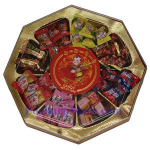 Picture of Assorted Candies for Chinese New Year (Prosperous Every Year) 16 Oz