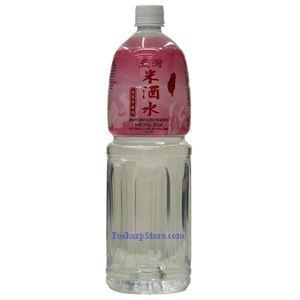 图片 台湾专卖局坐月子专用米酒水 (0.35%浓度) 1500毫升