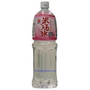 Picture of RedH Michiu Shui for Postpartum Care (0.35% Alc) 50 Fl Oz