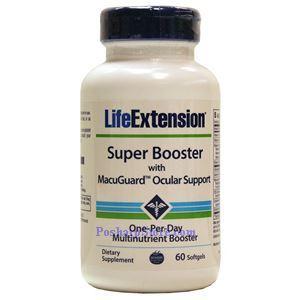 图片 Life Extension牌高级营养补充胶囊  60粒