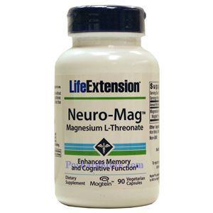 图片 Life Extension牌Neuro-Mag L-苏糖镁素胶囊  90粒