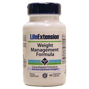 Picture of Life Extension Weight Management Formula 60 Veg Capsules