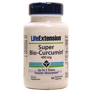Picture of Life Extension Super Bio-Curcumin® 400 mg 60 Veg Capsules