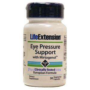 图片 Life Extension牌眼睛内压保健素胶囊(含Mirtogenol)30粒