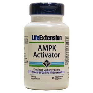 Picture of Life Extension AMPK Activator  90 Veg Capsules
