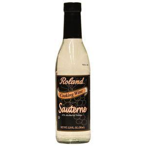 图片 Roland 牌Sauterne白葡萄酒基料酒 (12%浓度) 380毫升