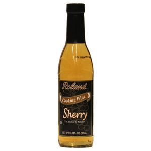 Picture of Roland Sherry Cooking Wine (17% Alc) 12.9 Fl Oz