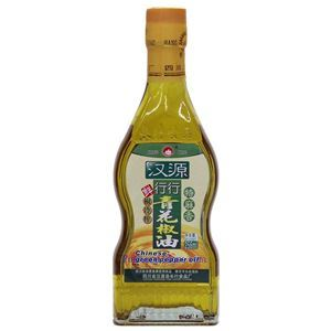 Picture of Hangxing Green Sichuan Peppercorn Oil (Prickly Ash)  9 Oz