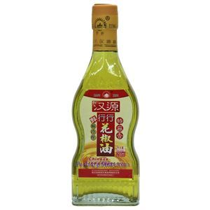 Picture of Hangxing Red Sichuan Peppercorn Oil 9 Oz