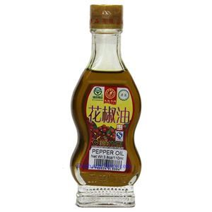 Picture of Lihong Red Sichuan Pepper Oil 3.8 Oz