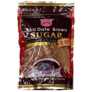 Picture of Dongming Bridge Red Date Brown Sugar 10.5 Oz