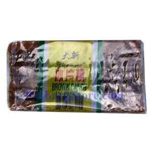 Picture of Blooming Brown Rock Sugar Bar 14 Oz