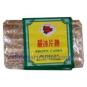 Picture of Peony Mark  Brown Rock Sugar Bar 14 Oz