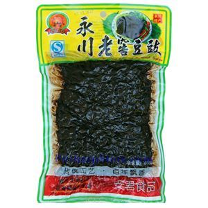 Picture of Anjun Yongchuan Old-Cellar Fermented Black Beans 17.6 Oz
