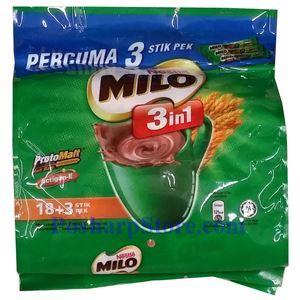 图片 Nestle Milo牌三合一 ProtoMalt精 18 + 3小袋