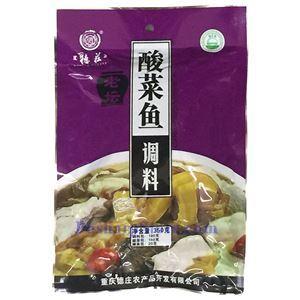 图片 德莊牌酸菜鱼调料 350克
