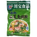Picture of Chuanbao Suancaiyu All-in-One Sauce with Green Sichuan Peppers 11 Oz