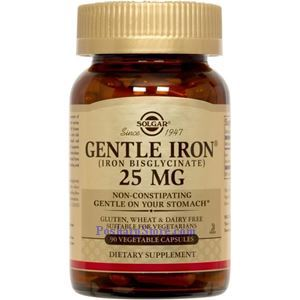 Picture of Solgar Gentle Iron® 90 Vegetable Capsules