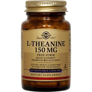 Picture of Solgar L-Theanine 150 mg 60 Vegetable Capsules