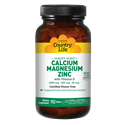 Picture of Country Life Target-Mins Calcium Magnesium Zinc with Vitamin D 90 Tablets