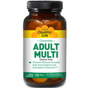 Picture of Country Life Chewable Adult's Multi 120 Wafers