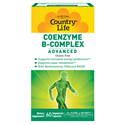 Picture of Country Life Coenzyme B-Complex Advanced 60 Vegetarian Capsules