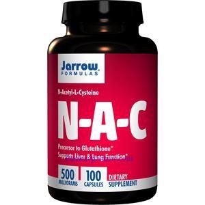 图片 Jarrow Formulas杰诺牌半胱氨酸胶囊 500毫 100粒