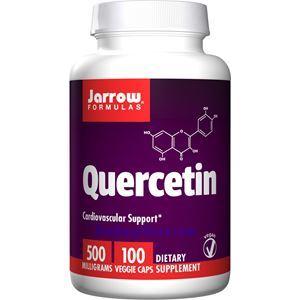 Picture of Jarrow Formulas Quercetin  500 mg 100 Veg Capsules