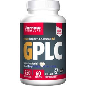 Picture of Jarrow Formulas GPLC 750 mg 60 Tablets
