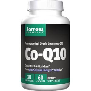 图片 Jarrow Formulas牌辅酶Q10胶囊 30毫克 60粒
