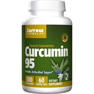 Picture of Jarrow Formulas Curcumin 95 500mg 60 Veg Capsules